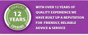 Quality Service and expertise