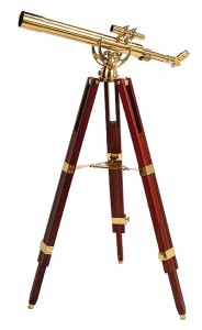 Fine Brass 60700 Traditional Solid Brass Telescope