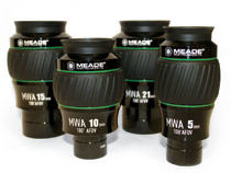 Meade 5000 Mega Wide Angle Eyepieces
