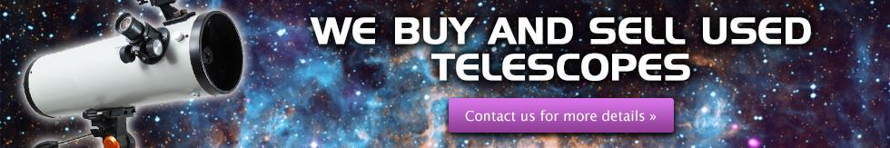 Telescopes Celestron, Lunt, Meade, SkyWatcher, Solar