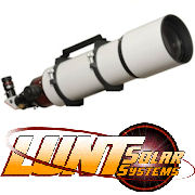 Lunt Solar Systems Telescopes
