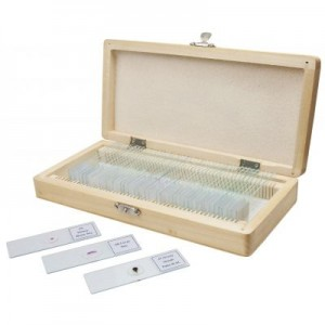 Celestron Prepared Microscope Slides (50 Piece Set)