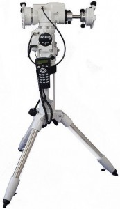 Sky-Watcher AZ-EQ5 GT Computerised Go-To Mount & Pier Tripod