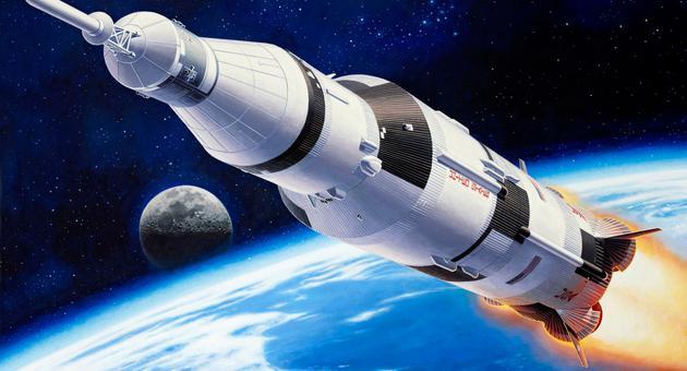 apollo 5 rocket space ship models - photo #25