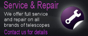 F1Telescopes offers full service and repair on all brands of telescopes. Contact us for details.