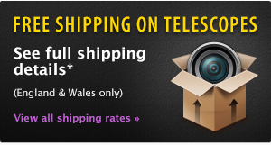 Free shipping on all orders over £100 (This applies to England and Wales only). Click here for more information.