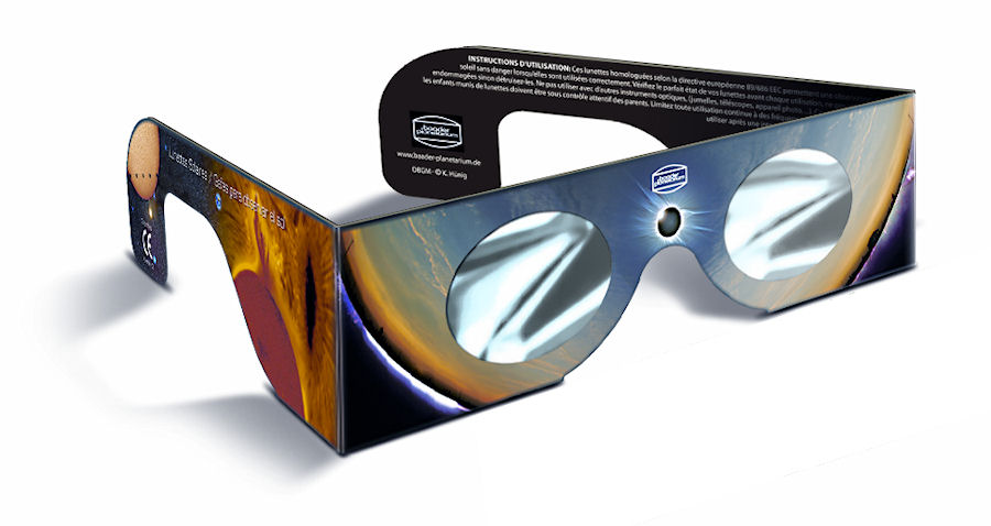 Solar Viewer with Baader AstroSolar Silver Film
