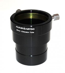 Altair 35mm extension tube 2x thumbscrews