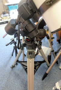 Meade LXD55 EQ Mount 2