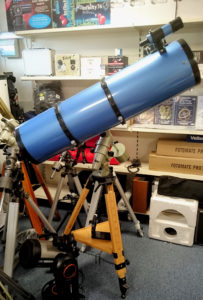 Skywatcher Explorer 250p telescope