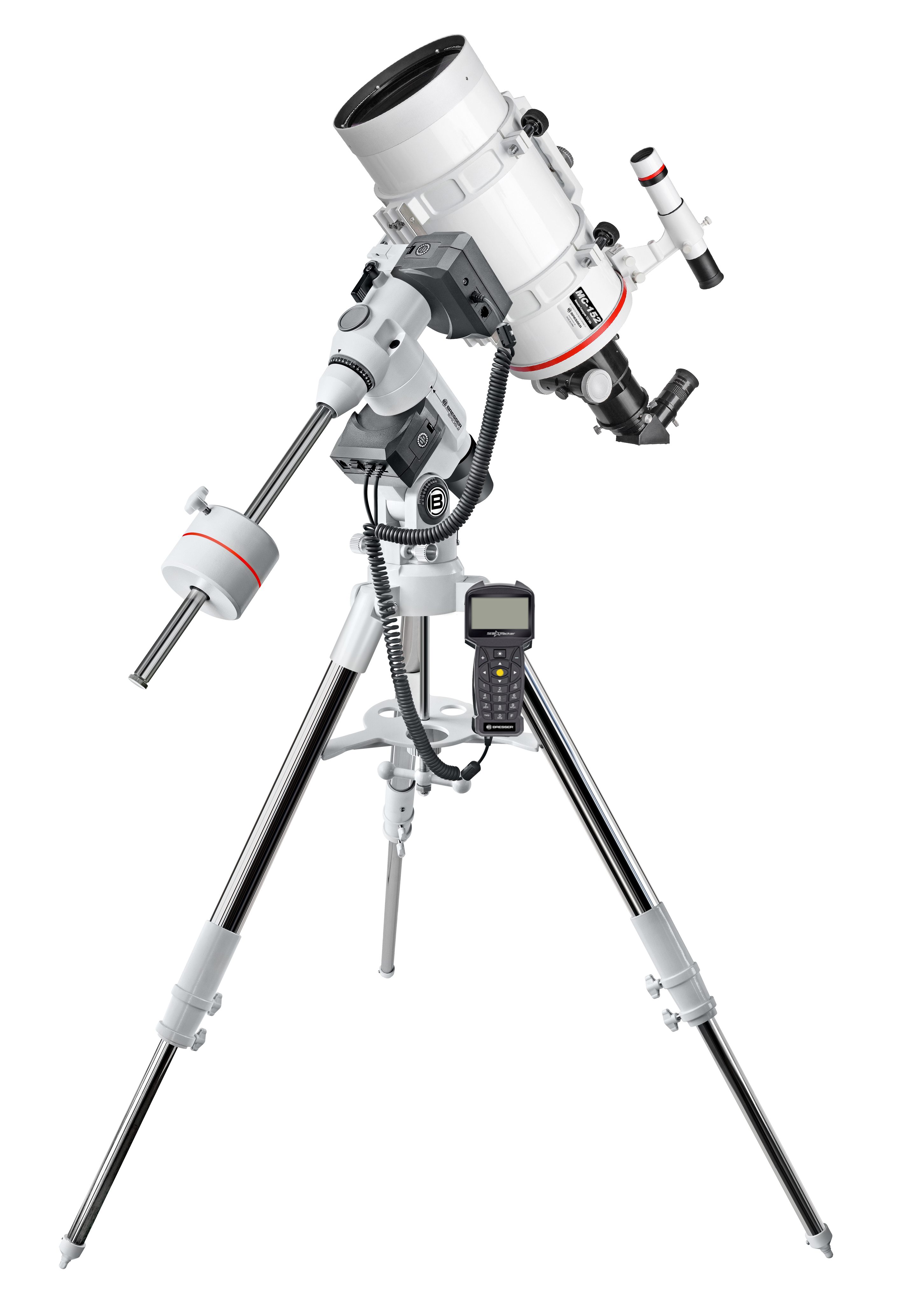 Bresser Messier MC-152/1900 EXOS-2 GOTO Mak-Cass Telescope