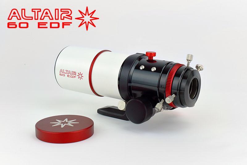 Altair 60 edf doublet refractor telescope